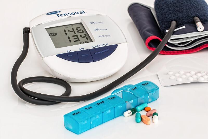 Bluthochdruck (Hypertonie), Blutdruckmessgerät