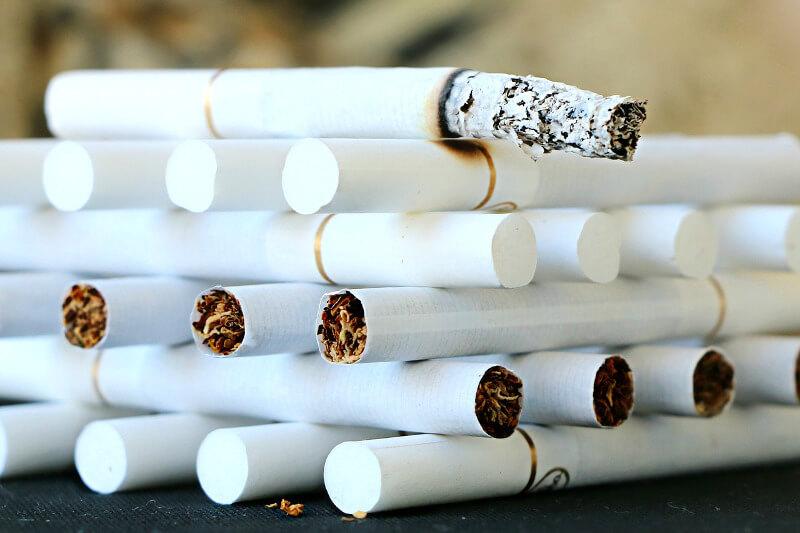 Rauchen, Zigaretten