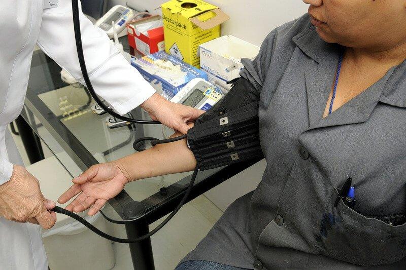 Gesundheitsprüfung, Risikolebensversicherung, ärztliche Untersuchung
