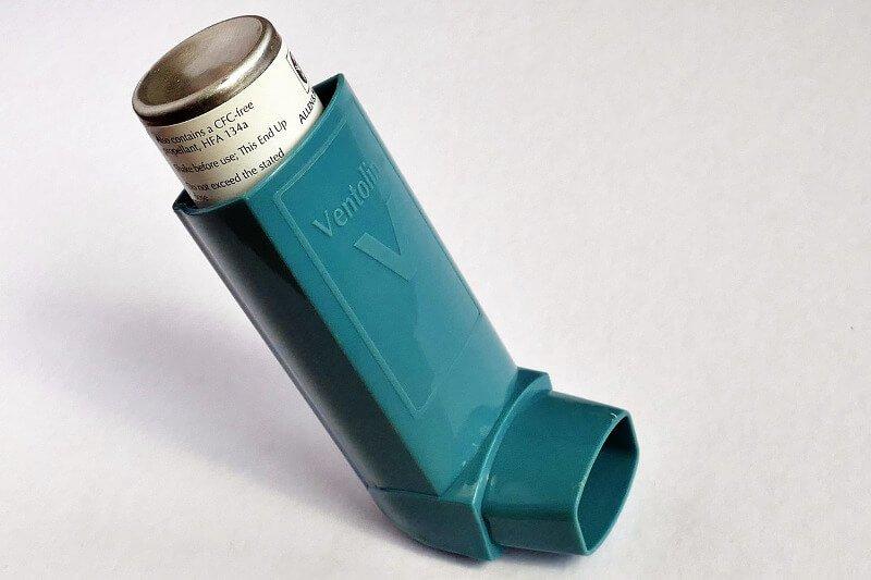 Inhalator für Asthmatiker